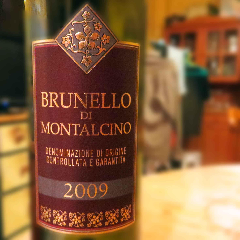 Brunello di Montalcino 2009