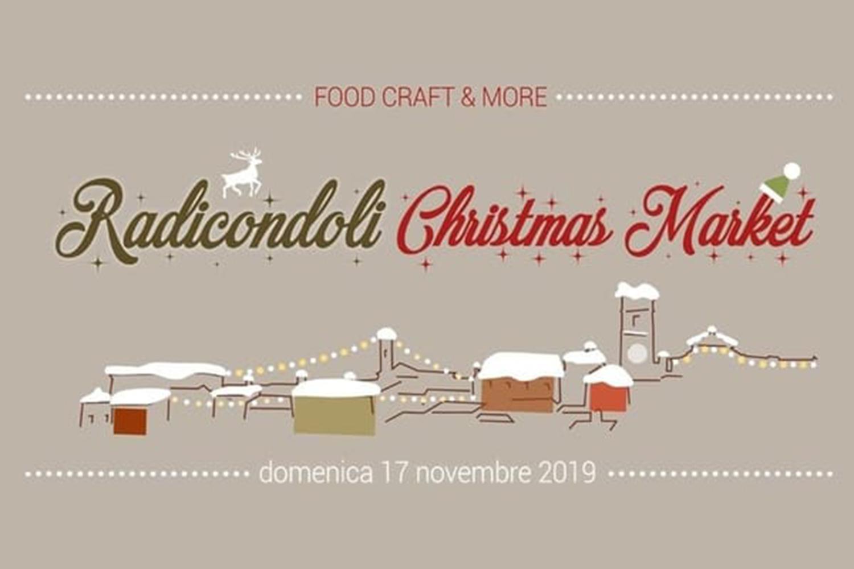Il Radicondoli Christmas Market sarà il nostro Unconventional Christmas