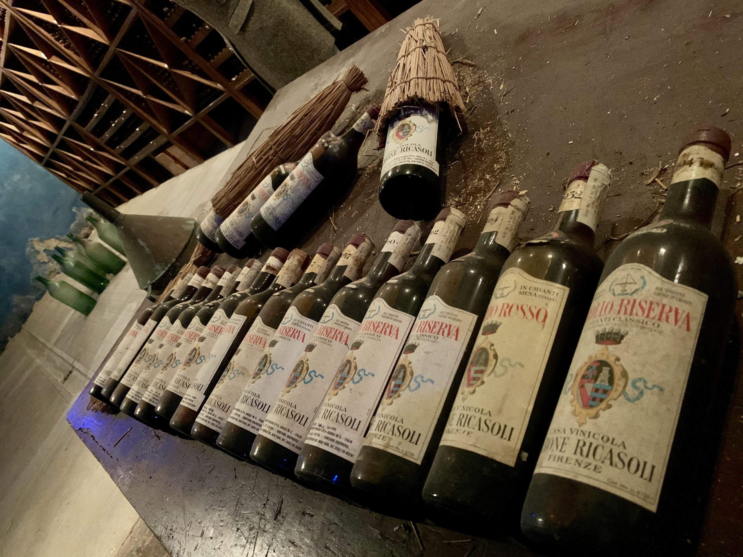 Niente più segreti per l'etichetta vino rosso