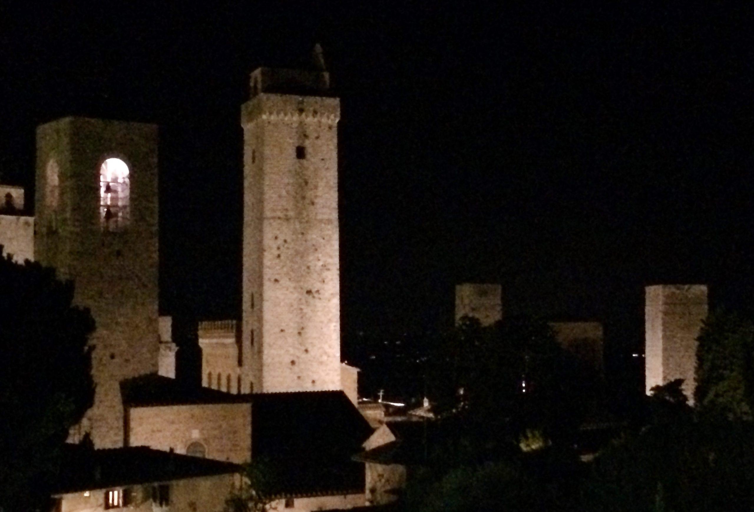 Itinerario 7: passiamo per San Gimignano