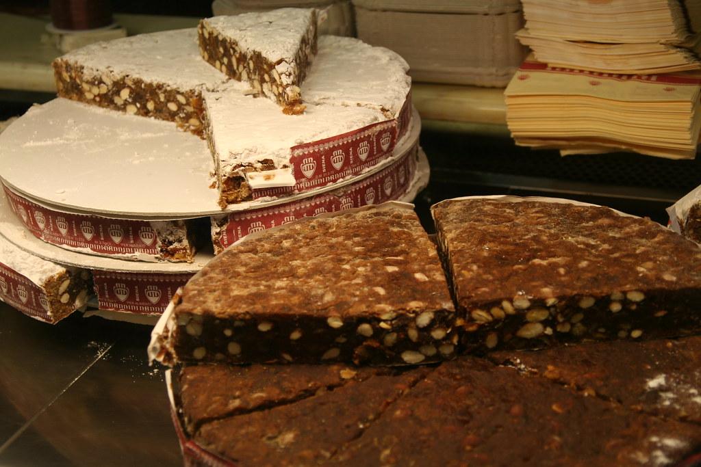 storia del paforte e del panpepato